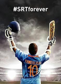 Sachin Tendulkar image by Adidas. SRT forever