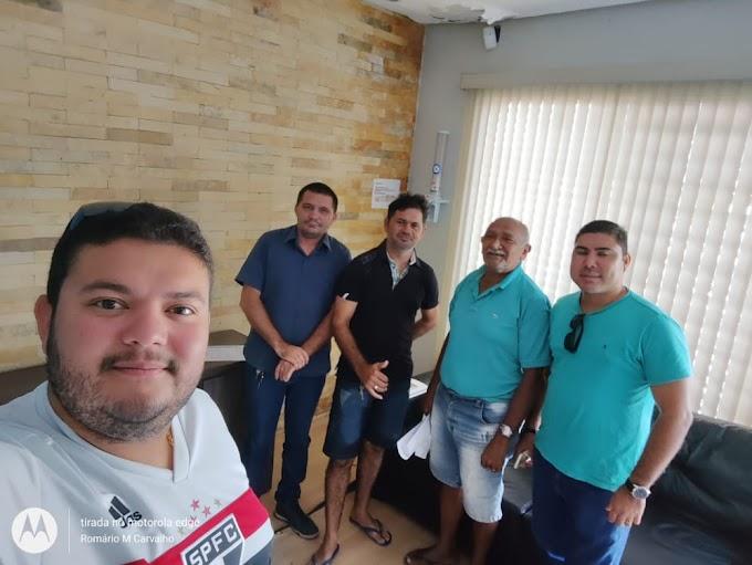 """Anapurus! Vereadores de oposição protocolam projeto de lei """"Auxílio Gás Municipal""""."""