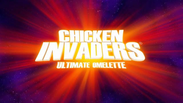 تحميل لعبة الفراخ  Chicken Invaders Ultimate Omelette