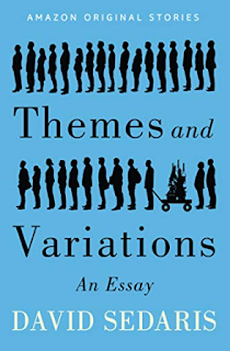 Themes and Variations by David Sedaris