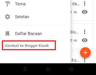 Cara menghindari spam di blogger