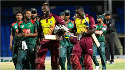 ICC WORLD CUP 2019 BAN vs WI 23rd Match Cricket Tips