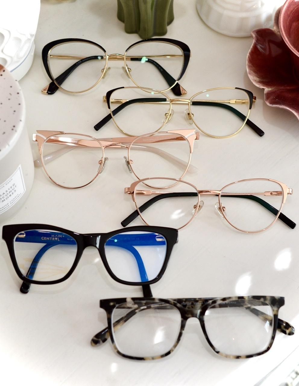 Firmoo cat eye glasses