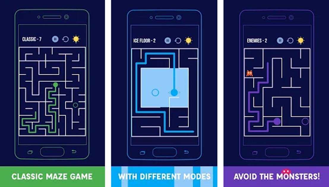 android-games-mazes-and-more