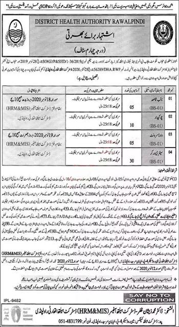 district-health-authority-dha-rawalpindi-jobs-2020-application-form