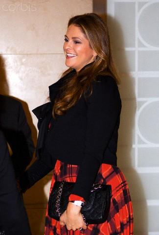 Princess Madeleine in New York
