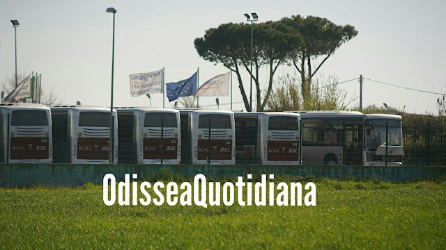Addio bus israeliani!
