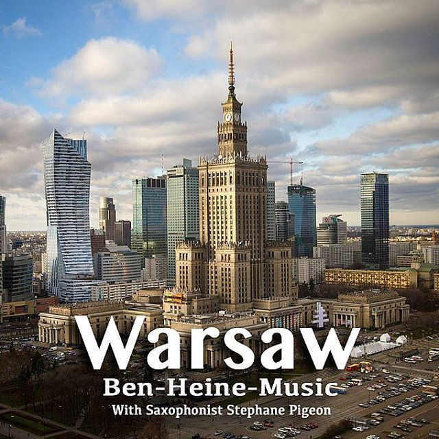Ben Heine Music - Warsaw - Electro Music with Saxophone