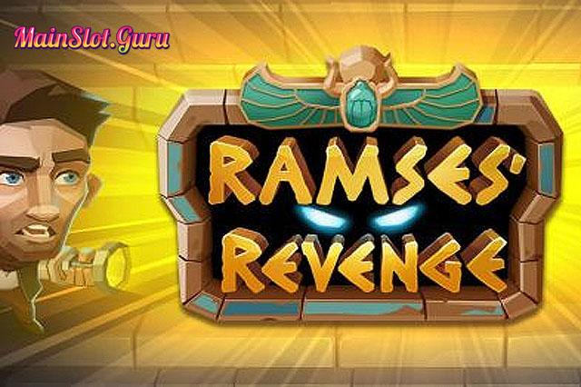 Main Gratis Slot Ramses Revenge Relax Gaming