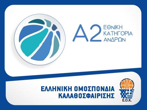 Μία ώρα νωρίτερα το ΑΣ Καστοριάς-Απόλλων Πάτρας για την Α2 ανδρών