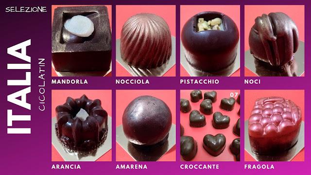 cioccolatini e dolcetti