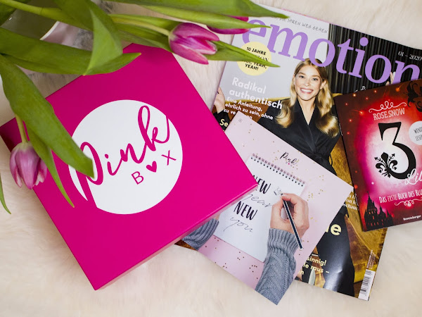 Pink Box New Year - New You