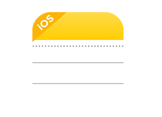 iNote - iOS Notes, iPhone style Notes Pro Apk
