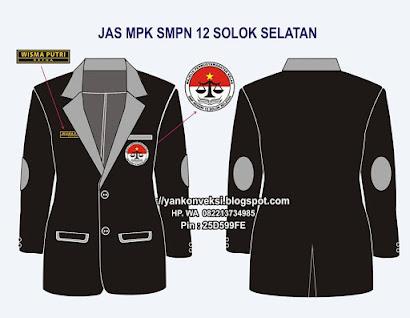 JAS PENGURUS MPK SMPN 12 SOLOK SELATAN