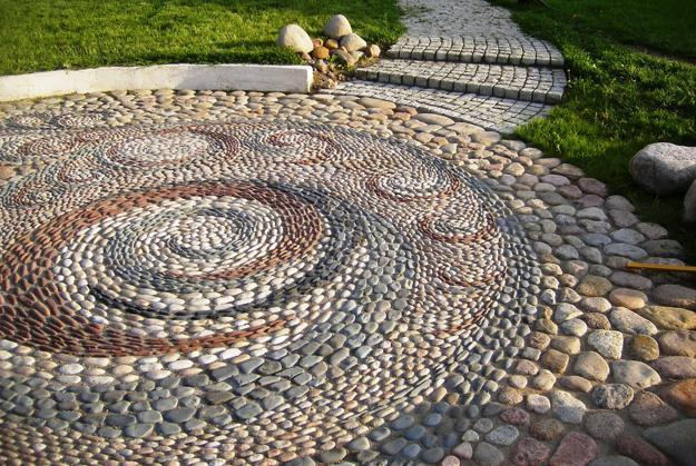 Piatra decorativa