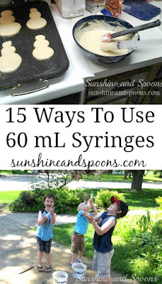 15 Ways You Can Use 60 mL Syringes