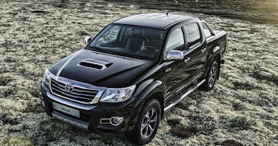2018 Toyota Hilux - Changements et concurrence