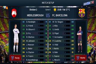 Download New Dls 19 Mod Edition Barca Full Team Apk + Data Obb 2