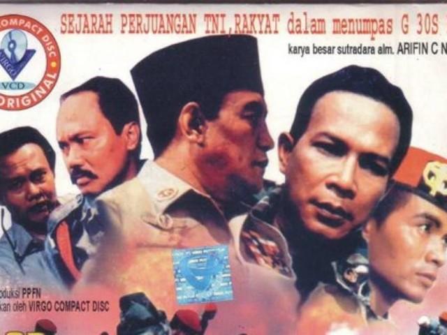 Kodim dan RT/RW Seluruh Indonesia Diminta Putar Film G30S PKI