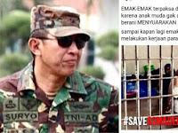 Jenderal S. Prabowo: Emak-emak Dibui, Karena Anak Muda Tak Berani Lagi Bersuara
