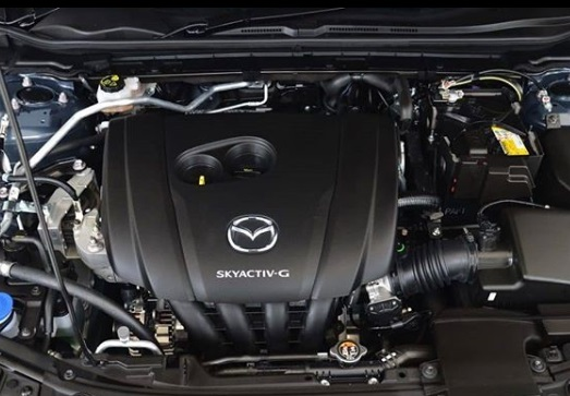 Mesin All New Mazda 3 Skyactiv