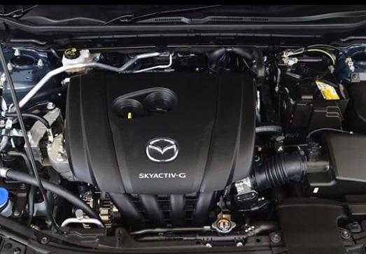 Mesin All New Mazda 3 Skyactiv