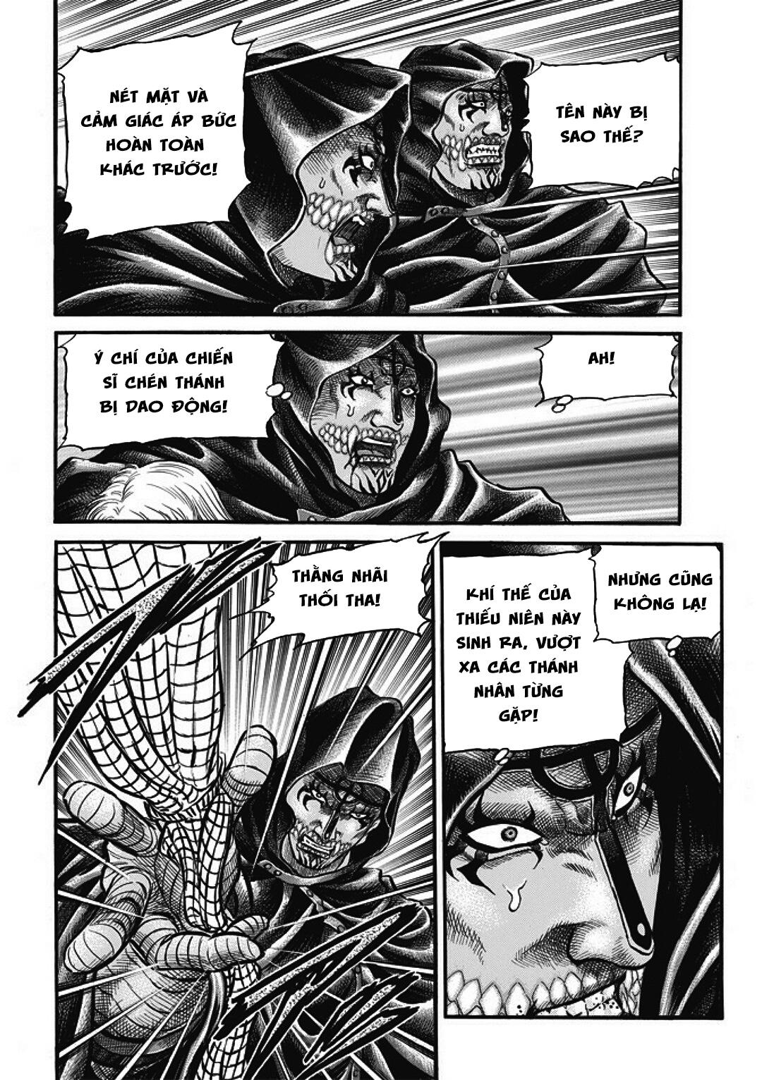 Chú Bé Rồng - Ryuuroden chap 285 - Trang 6