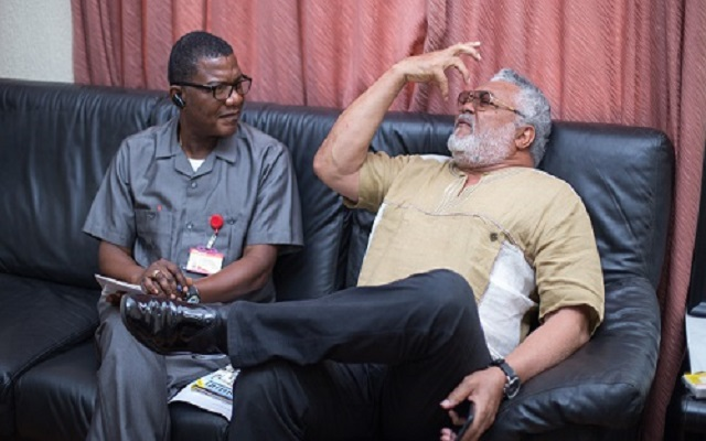I can't be bribed; posterity will judge me - Rawlings