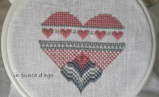 http://silviainpuntadago.blogspot.it/2018/02/bargello-heart.html