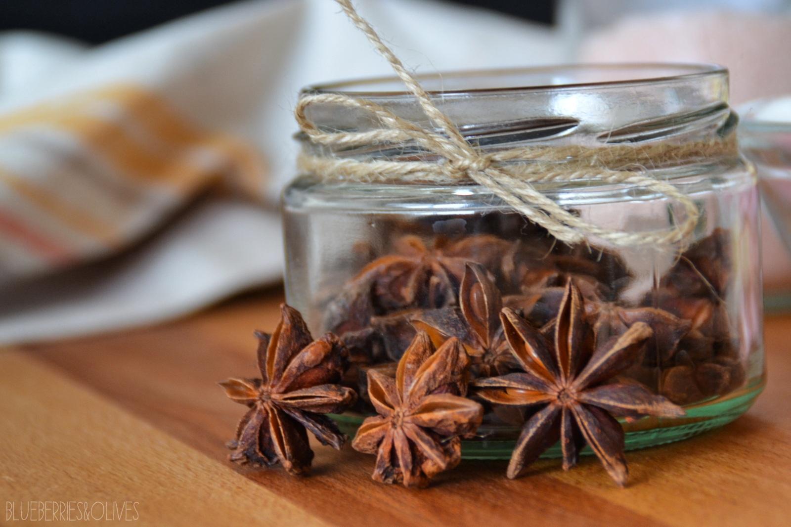 Ingredientes Chocolate caliente especiado 4