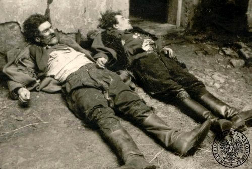 """""""Mściciel"""" – postrach nazistów, sowietów i ubeków"""