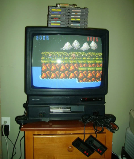 Nes Sharp TV