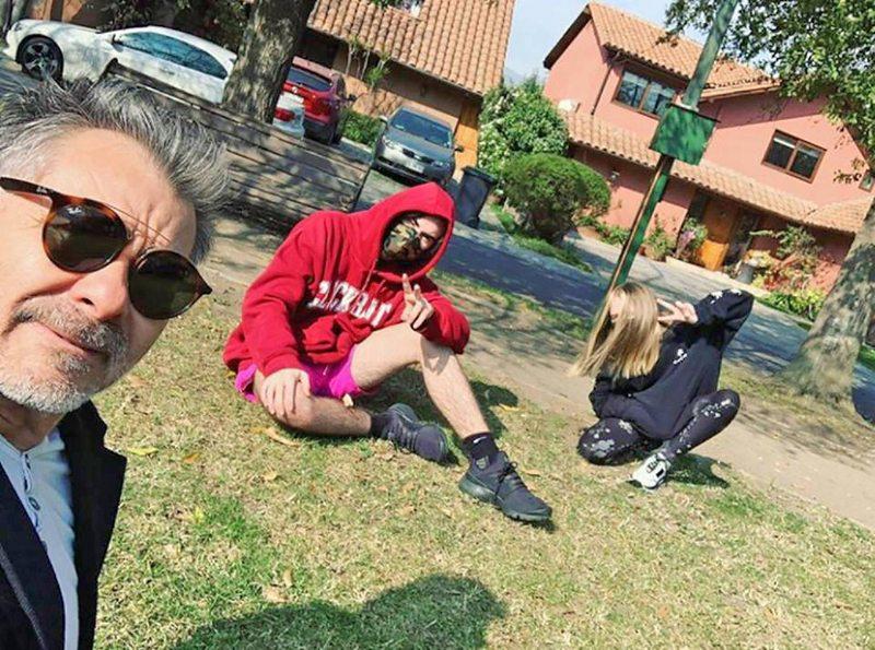 Pato Torres se juntó con sus hijos después de 6 meses