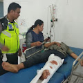 Disenggol Truk di Belawan, Pejalan Kaki Tewas di RS