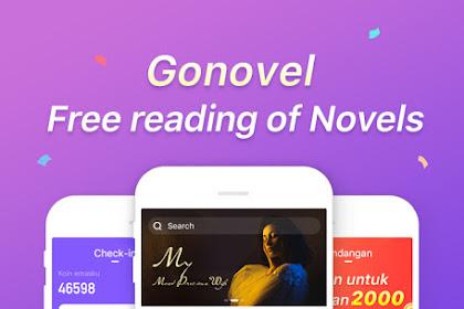 GoNovel : Aplikasi Penghasil Dollar PayPal Terbaru