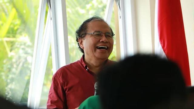 Gugat Syarat PT 20% ke MK, Rizal Ramli Ingin Maju di Pilpres 2024