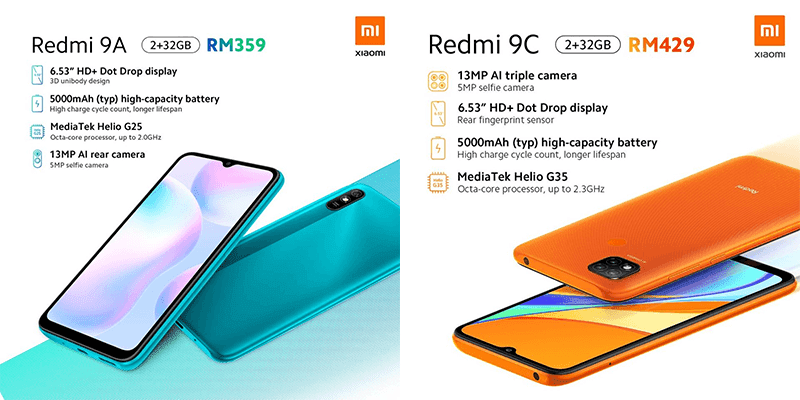 Xiaomi Malaysian pricing