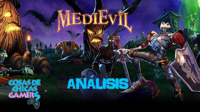 Análisis Medievil PS4