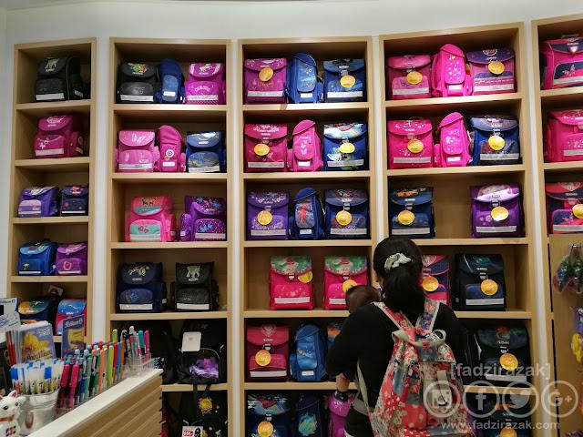Pelikan kedai alat tulis KL, kedai alat tulis online
