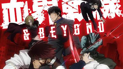 El anime Kekkai Sensen & Beyond ha mostrado un vídeo promocional.
