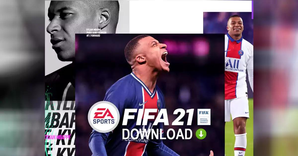 Download FIFA 21 Full Update