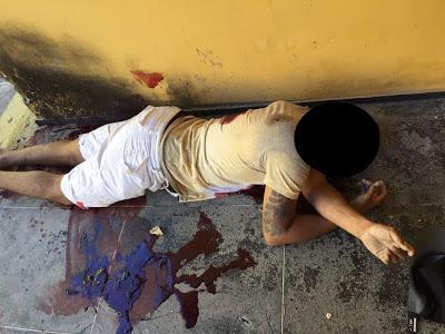 Confrontos entre bandidos e policiais terminaram em morte