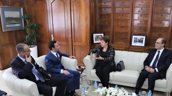 """صندوق النقد الدولي """"معجب"""" بإصرار المغرب على مواصلة إصلاحاته المهيكلة"""