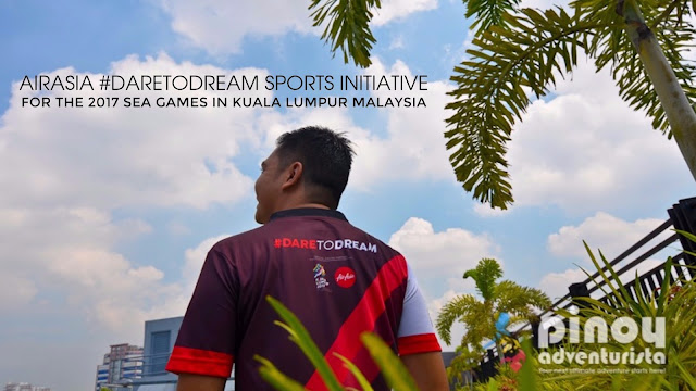 AirAsia launches #DaretoDream sports initiative in time for the 2017 SEA Games