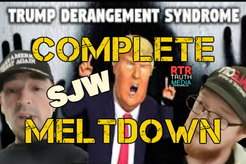 Brain Damaged SJW Completely Freaks Out - Snaps on Man Wearing Trump Attire and Gets Fired (Remastered Video) - A Must See