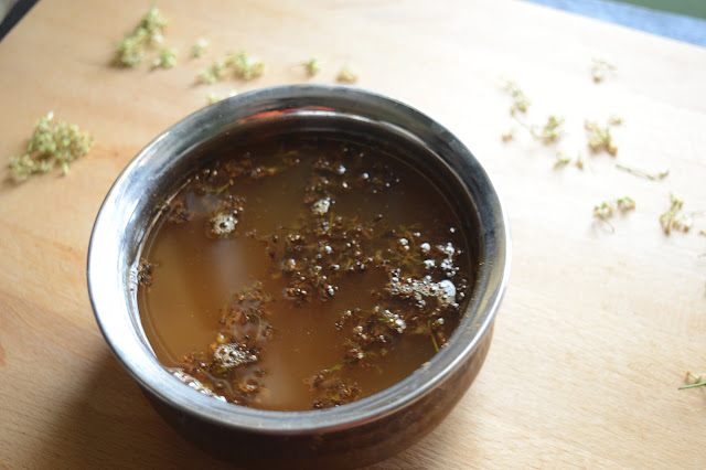 Neem Flower-Tamarind Soup | Veppam Poo Rasam | How to make Neem Flower Rasam