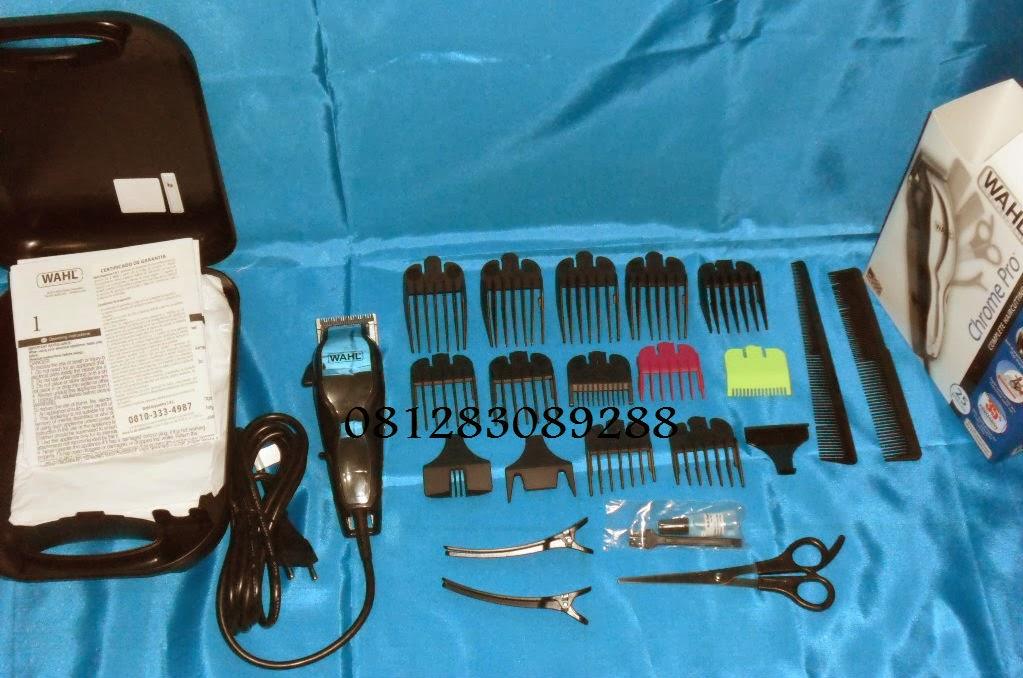 Hair Clipper ( Mesin Cukur Rambut ) Wahl Chrome Pro   Wahl Color Pro ... 7c127614a8