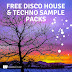 Free Sample Packs For House, Disco & Techno