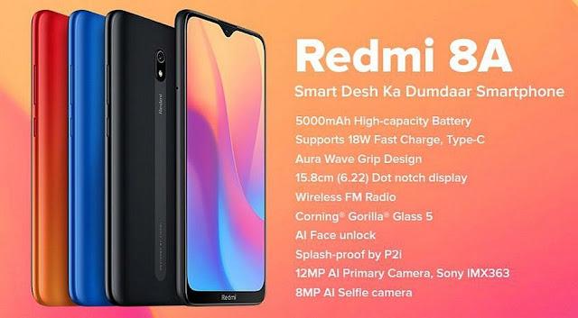 Xiaomi-Redmi-8A-specs