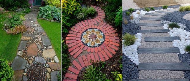 Tipuri de Piatra Ornamentala pentru Gradina + Poze cu Gradini Decorate Spectaculos